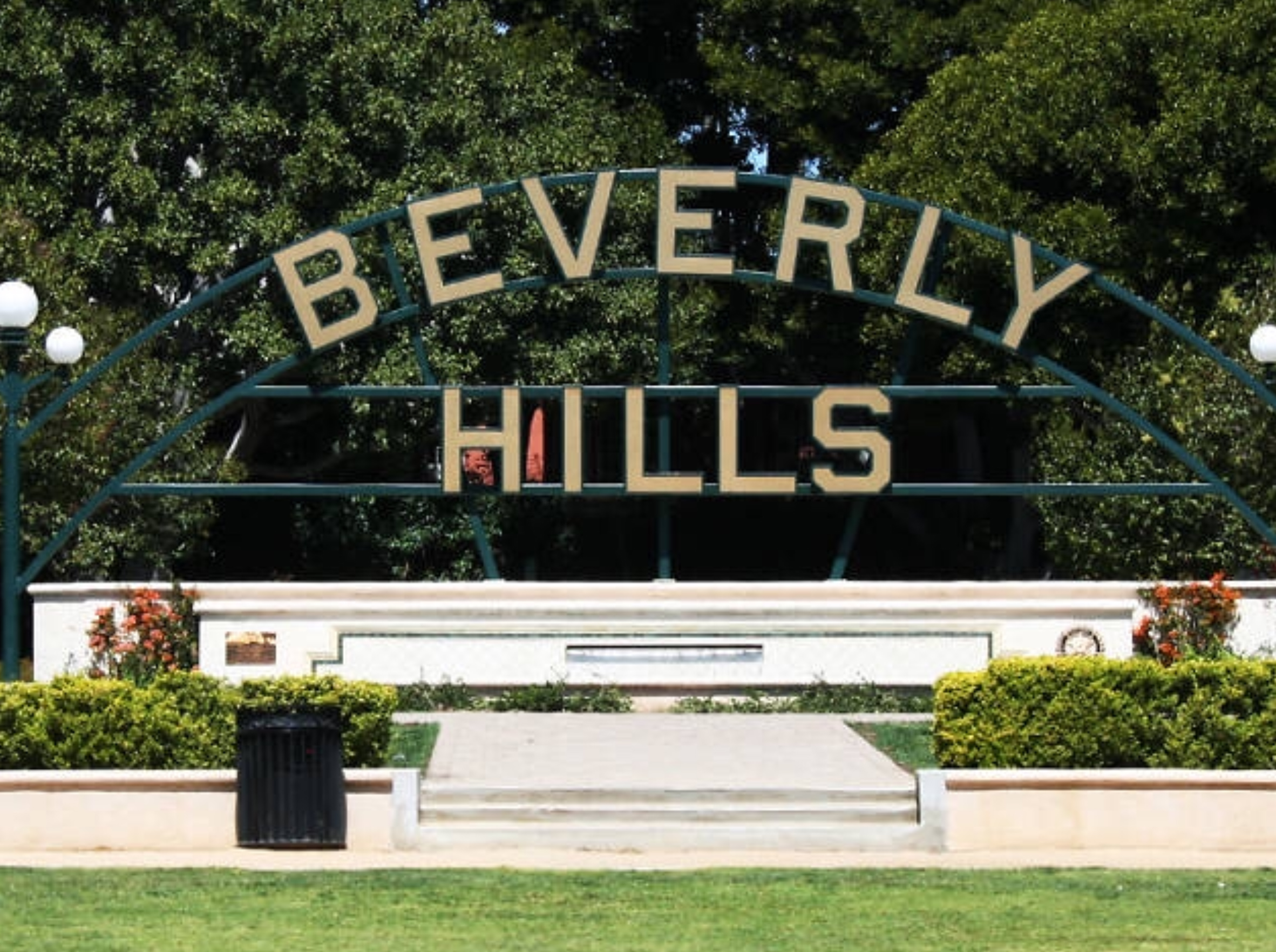 Charter Bus Rental Beverly Hills
