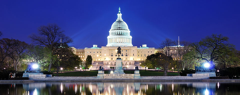 Charter Bus Rental Washington DC